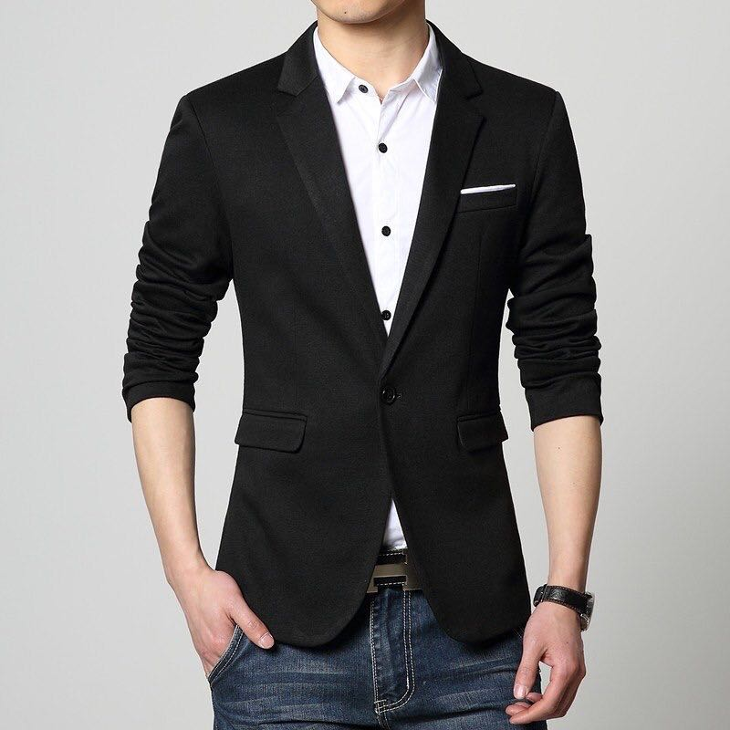 35ee4d9409b Men Plus Size Blazer