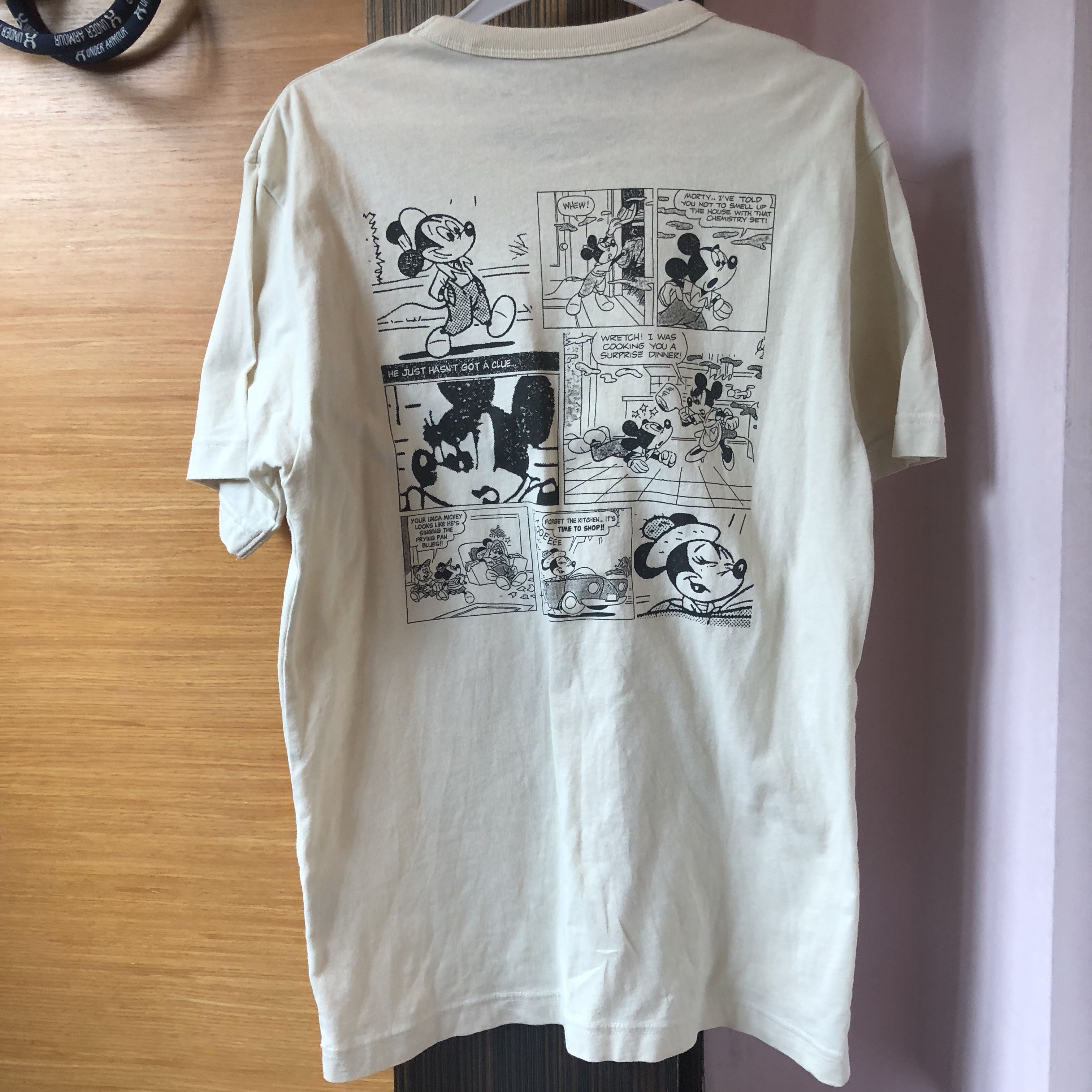 39cd9f47a04 Mickey mouse graphic tee men fashion clothes tops on carousell jpg  3024x3024 Stussy tumblr gucci cool