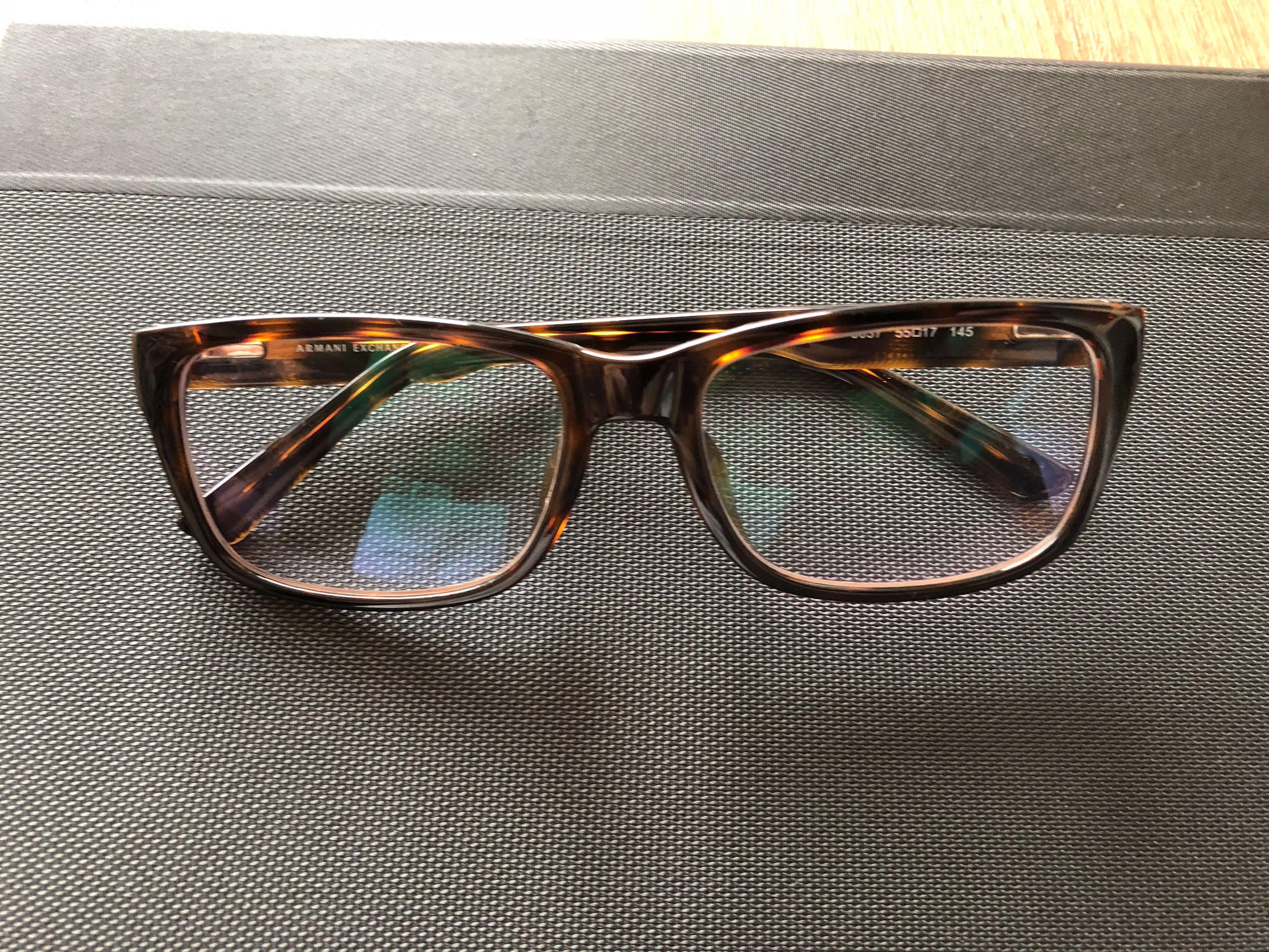 8025b518dd74 Mint Armani exchange ax specs glasses