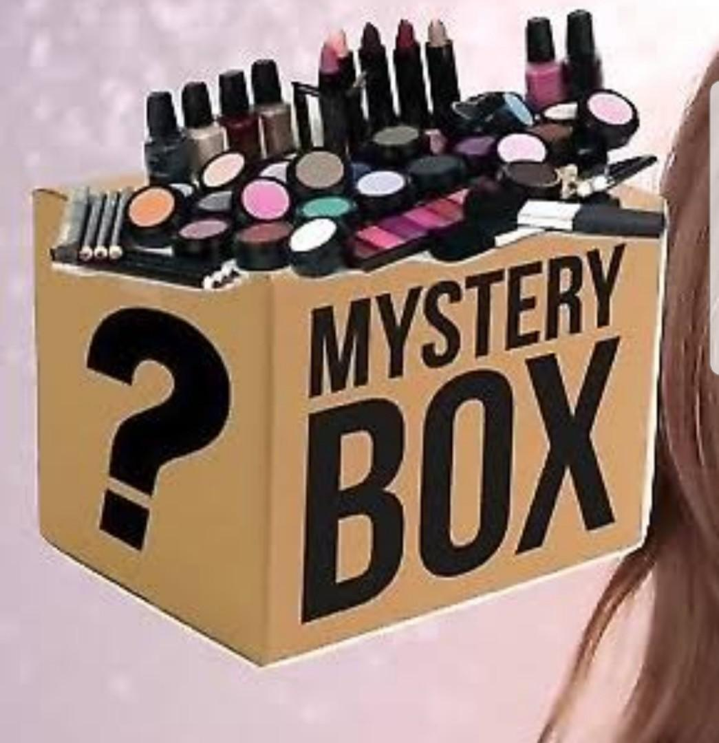 Mystery Makeup Box