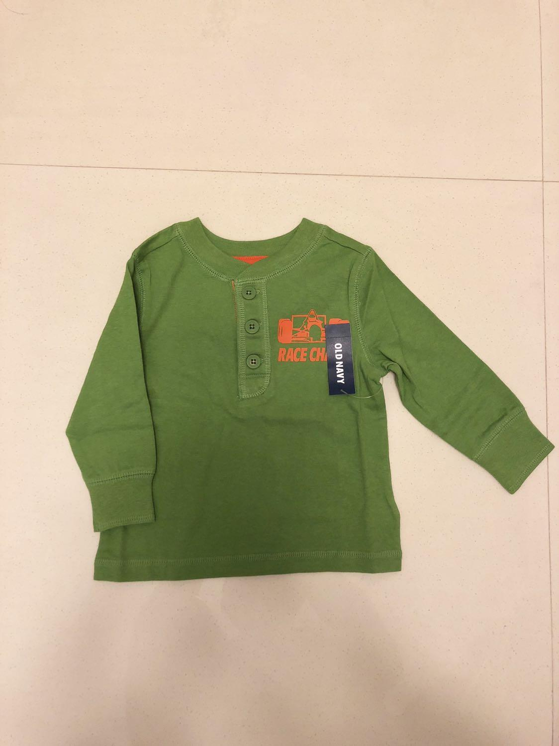 Old Navy Boys Tee (12-18 months)