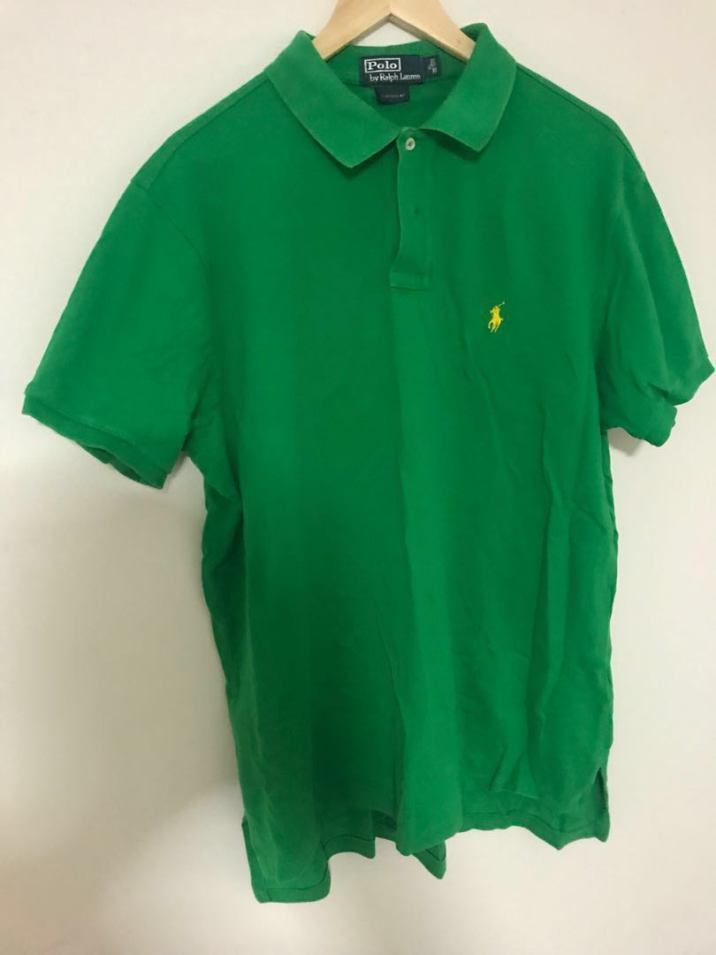 643da6fdd PRICE REDUCED Polo by Ralph Lauren Polo T shirt (Green), Men's ...