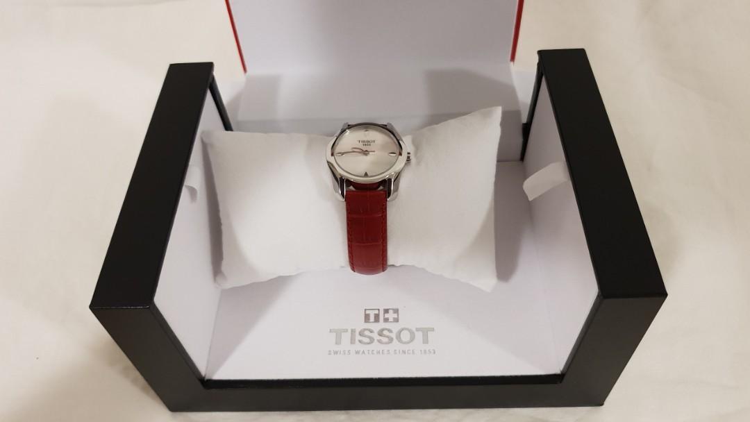 Preloved Tissot Women's Watch