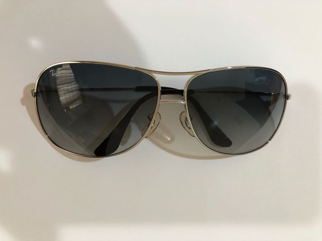 96c4032cfbe2 Ray Ban aviator sunglasses RB3267, Luxury, Accessories, Others on ...