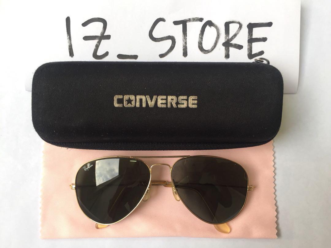 9b6edd728652 Rayban B&L Large Metal, Men's Fashion, Accessories, Eyewear ...