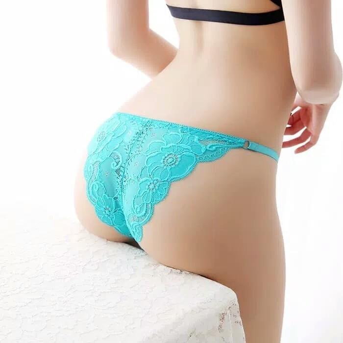 Sexy Lingerie Panty Panties Lace Renda G-string C078
