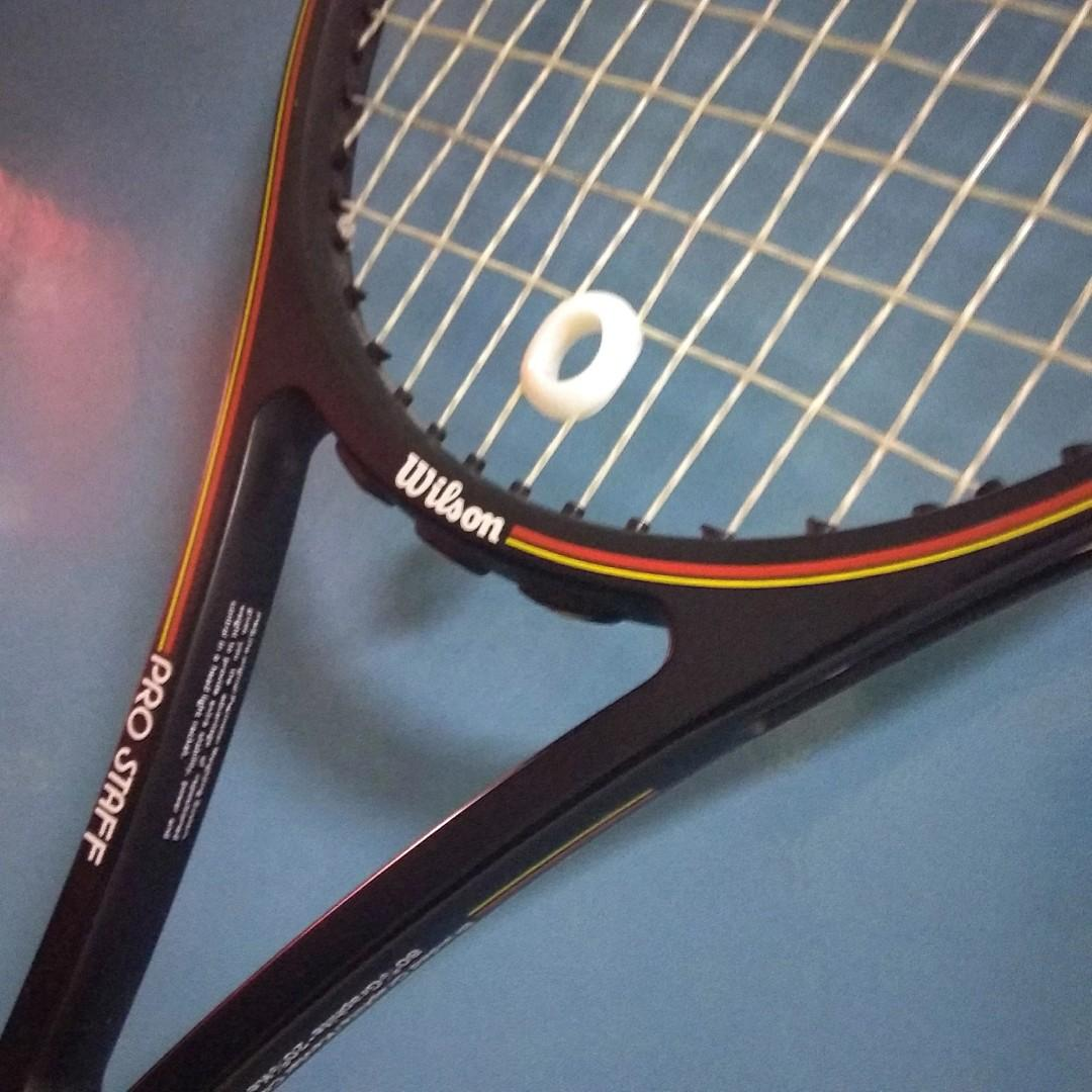 Tennis Racket Dampener Men S Fashion On Carousell