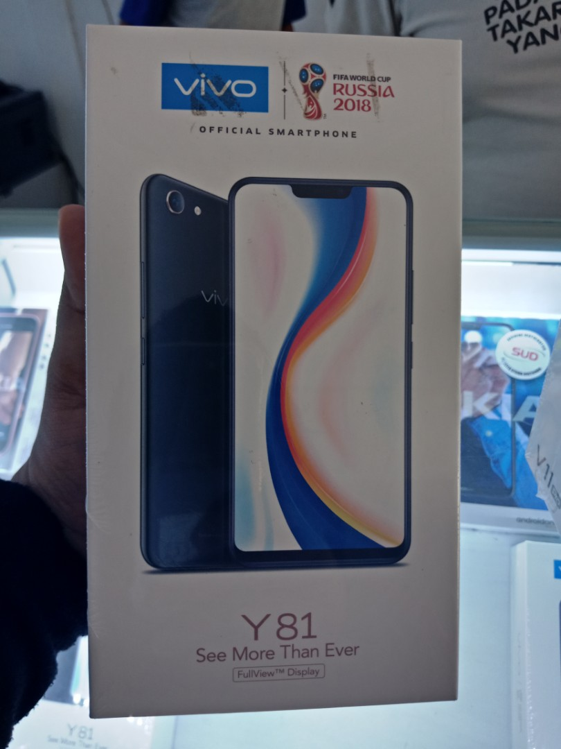 Vivo Y81 3 32gb Telepon Seluler Tablet Ponsel Android Lainnya Di Carousell