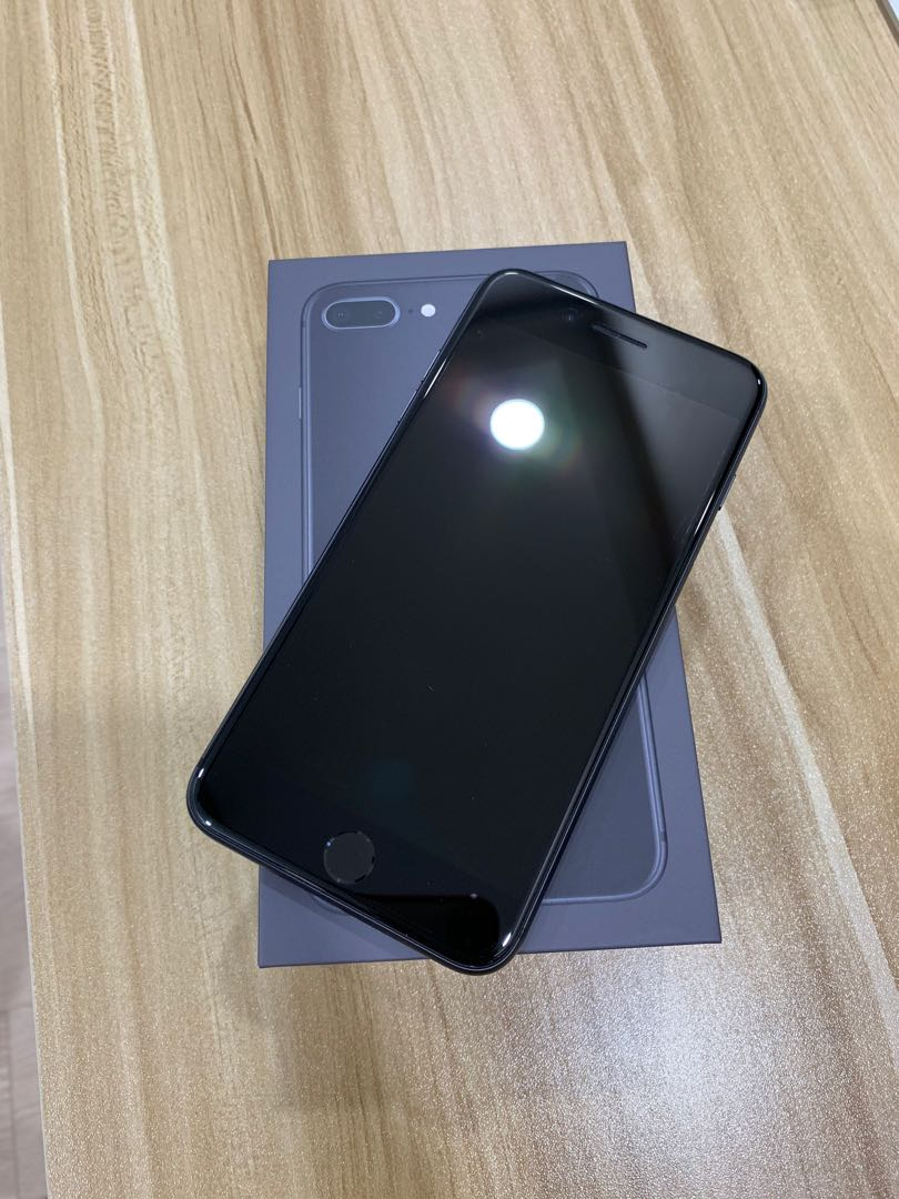 buy online d3489 a9eba WTS iPhone 8 Plus Space Grey 256GB