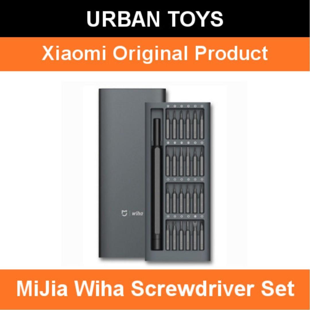 Xiaomi MiJia Wiha Screwdriver Set / 24 in 1 / Imported S2