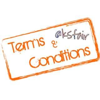 [HIATUS] @ksfair T&Cs T&C Terms and Conditions (revised 2018)