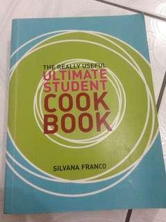 The really useful ultimate student cook book