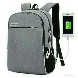 ANTI-THEFT BACKPACK WITH PASSWORD LOCK
