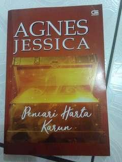 Pencari Harta Karun-Agnes Jessica