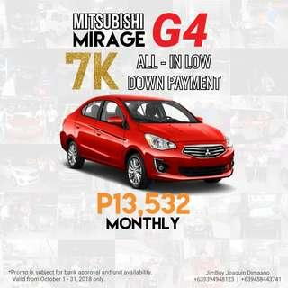 Mitsubishi Mirage LOW DOWN Promo SURE Approval NO Minimum Requirements DIAL NOW! 09394948123 or 09458443741