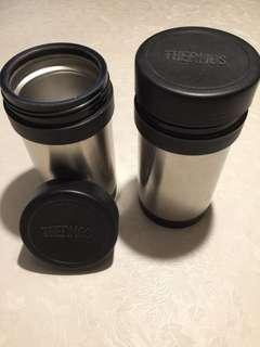 Thermos brand food flask