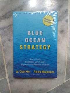 Blue Ocean Strategy by W. Chan Kim & Renée Mauborgne