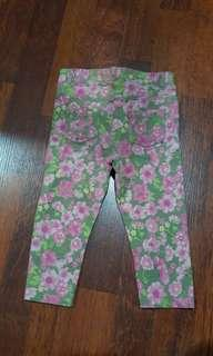 mothercare floral pants
