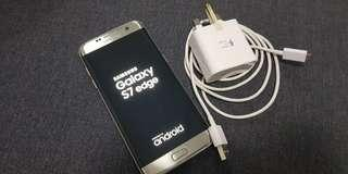 Samsung s7 edge plus 32gb gold