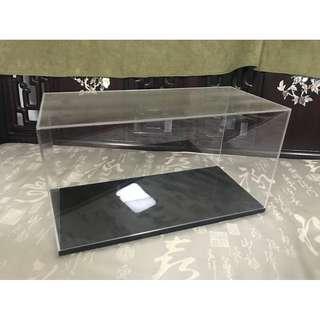 Custom Made Acrylic Display Case L38 x H20 x W18 cm