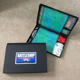 Vintage Battleship game (for 2 players)