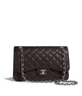 Chanel Jumbo Double Flap SHW
