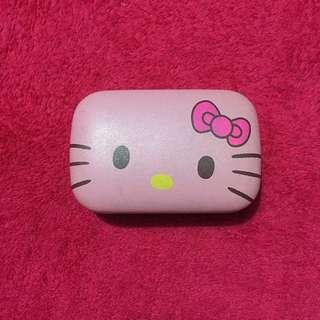 Hello Kitty Contact Lense Case