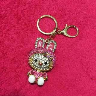 Hello Kitty Keychain