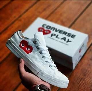 Converse play CDG