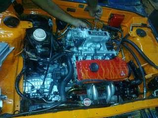 Incoming Standard 4G15 Iswara Parts