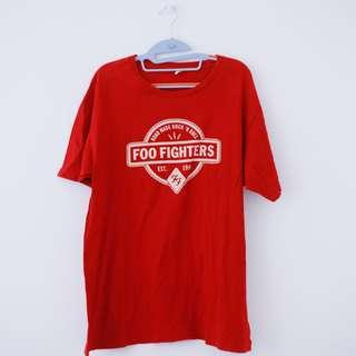 Foo Fighters Tshirt