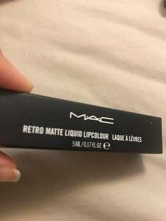 MAC's Retro Matte Liquid Lipcolour