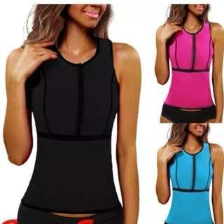 Neoprene Thermal Fat Burning Bodywear in a variety of colours and sizes
