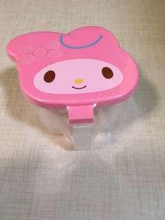 My melody container 盒13 x13 x8cm