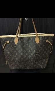 WTS LV neverfull bag