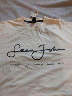Mens Brand New Sean John TShirt