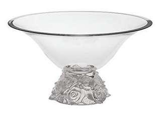 Bohemia Crystal Large Centerpiece Bowl