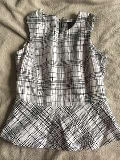 Dress top