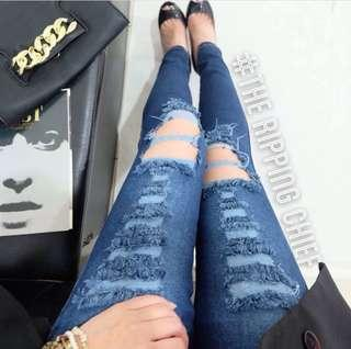 The Ripping Chief Jeans Beverly
