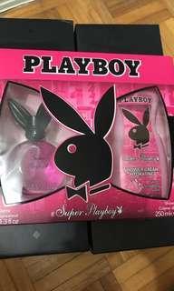 Playboy bunny gift set