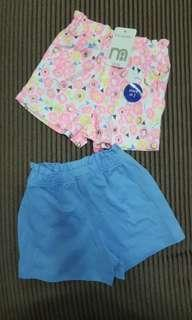 Mothercare Girl Pants 2pcs