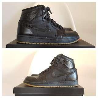 Jordan 1 Black Gum US9