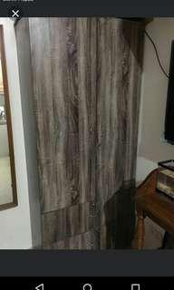 Cozy wardrobe cabinet