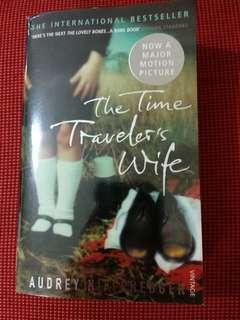 The Time Traveler's Wife by Audrey Niffengger