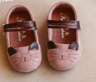 🚚 Pink Kitty Shoes cat #caroupay