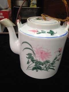 70年代茶壺蓋有破損
