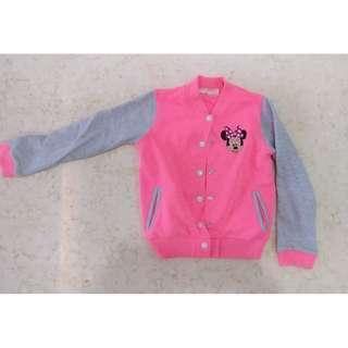 Zara Girls Minnie Mouse Jacket (7/8)