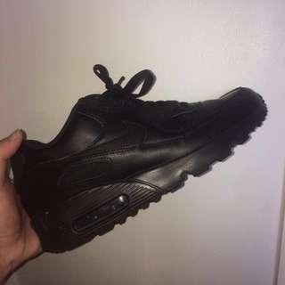 Black Air Max