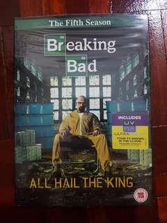 Breaking Bad - Season 5 [DVD]