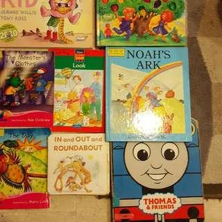 English storybooks for children
